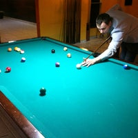 Photo taken at Solero Snooker Bar e Restaurante by Luiz Paulo M. on 8/3/2013
