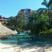 Photo taken at Tamarindo Diria by Fernanda V. on 1/7/2013