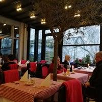 Das Foto wurde bei Trattoria Cafe Tresoli von Claudia am 2/25/2018 aufgenommen