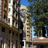 Foto tomada en SOHO Barrio de las Artes por Claudia el 4/4/2017
