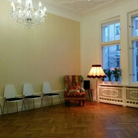 Das Foto wurde bei Meeet - Räume für Begegnungen von Claudia am 12/4/2015 aufgenommen