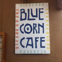 Photo taken at Blue Corn Cafe And Brewery by Jake S. on 4/6/2013