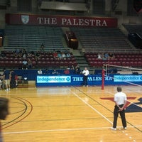 Photo taken at The Palestra by Rafi P. on 9/14/2012