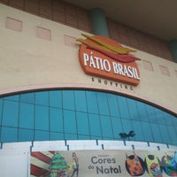 Photo taken at Pátio Brasil Shopping by Renato R. on 12/9/2012