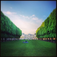 Photo taken at Luxembourg Garden by Florian D. on 5/6/2013