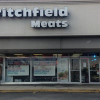 Photo taken at Critchfield Meats Retail Store by Phillip A. on 10/3/2012
