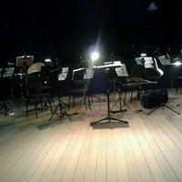 Photo taken at Teatro Funarte Plínio Marcos by Gustavo A. on 9/28/2012