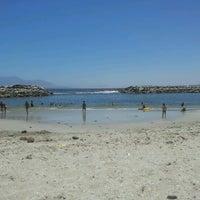 Photo taken at Playa Trocadero by Katyta R. on 1/26/2013