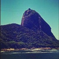 Photo taken at Universidade Federal do Estado do Rio de Janeiro (UNIRIO) by Zaza B. on 10/24/2012