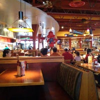 Photo taken at Red Robin Gourmet Burgers by Greg P. on 5/29/2013