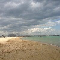Photo taken at Spiaggia di Cattolica by Eva 乾. on 4/28/2013