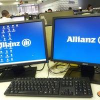Foto tirada no(a) Allianz Seguros por Bruno M. em 2/26/2013