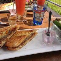 Photo taken at Savoroso Café Gelato by Marie V. on 7/7/2013