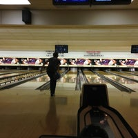 Photo taken at Hermitage Lanes by Patrick S. on 8/3/2013
