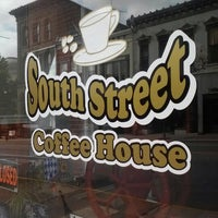 Photo taken at South Street Coffee House by Diesel N. on 10/7/2012