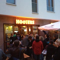 Photo taken at Hooters by Luiz M. on 4/20/2013