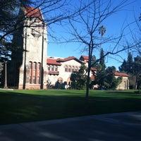Photo taken at San Jose State University - Swenson Gate by Teri T. on 2/20/2013