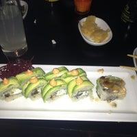 Photo taken at Japánika Sushi Bar & Teppanyaki by Ricardo M. on 10/26/2012