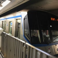 Photo taken at Subway Kamiooka Station by かっくん on 9/28/2017