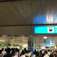 Photo taken at Subway Kamiooka Station by かっくん on 9/15/2017