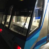 Photo taken at Subway Kamiooka Station by かっくん on 10/1/2017