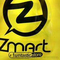 Photo taken at Zmart by Neoz V. on 2/20/2014