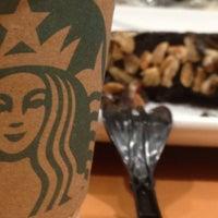 Photo taken at Starbucks by Carol E. on 3/5/2013