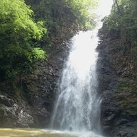 Photo taken at Montezuma Waterfall by Mónica M. on 7/12/2013