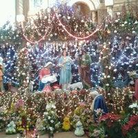 Photo taken at Parroquia Santo Domingo De Guzmán by Carlos H. on 12/27/2012