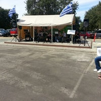 Photo taken at Greek Food and Wine Festival by Carmen R. on 9/16/2012