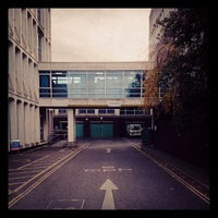Photo taken at Exeter Civic Centre by Benjamin B. on 12/4/2013
