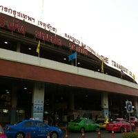 Photo taken at Bangkok Bus Terminal (Chatuchak) by Smile P. on 1/20/2013
