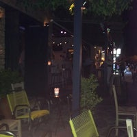 Photo taken at Avli Bar Sivota by Elpont L. on 7/27/2014