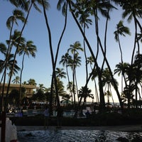 Photo taken at Super Pool and Keiki Pool (Children's Pool) by Gordon M. on 1/23/2013