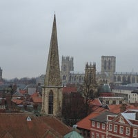 Photo taken at St Mary's Square by Gordon M. on 1/12/2013
