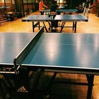 Photo taken at Shibuya Ping Pong Club by Tamaki on 5/19/2015