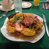 Foto tomada en Restaurante El Campanario por Angel V. el 12/29/2013