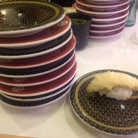2/22/2013に稲葉 い.がはま寿司 鈴鹿中央通店で撮った写真