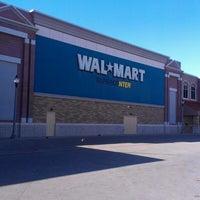 Photo taken at Walmart Supercenter by Hunter G. on 3/5/2013