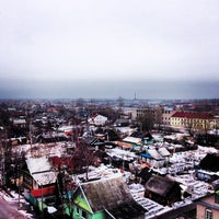 Photo taken at Антоново by Алексей А. on 2/16/2014