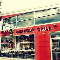 Photo taken at Qdoba Mexican Grill by brandon on 10/6/2012