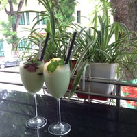 Photo taken at Hanoi Tropical Cafe by misr02 on 9/23/2015