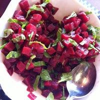 Photo taken at The 60's Kuwaiti Cuisine by ʍմղҽҽɾ A. on 10/15/2012