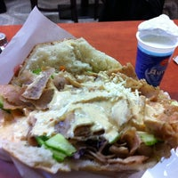 Photo taken at Döner Kebab Can Bey by Tomas I. on 12/8/2012