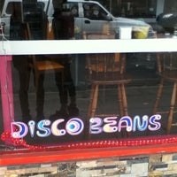 Photo taken at Disco Beans by Taylor W. on 7/5/2013