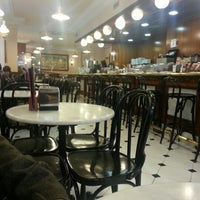 Photo taken at Chocolateria Valor Zaragoza by Rebeca R. on 1/18/2013