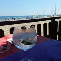 Photo taken at Restaurante paris by Rebeca R. on 8/5/2013