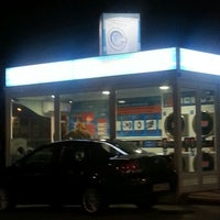 Photo taken at Gasolinera Repsol Calafell by Rebeca R. on 10/29/2012