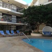Photo taken at Oceana Beach Club Hotel by Eleni S. on 5/13/2013