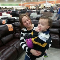 ... Photo Taken At Weekends Only Furniture Outlet By Kevin S. On 12/22/ ...